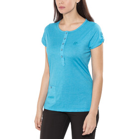 Maier Sports Clare T-Shirt Women Hawaiian Ocean